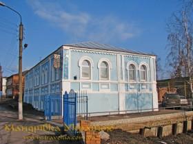 """Путивль.  Готель """"Монастирський"""", вул. Калініна, №2"""