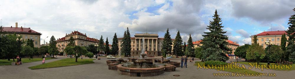 Університет імені лесі українки