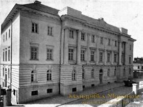 Луцьк. Обласна філія Національного банку.1930-і рр. вул. Гpадний узвіз, №4